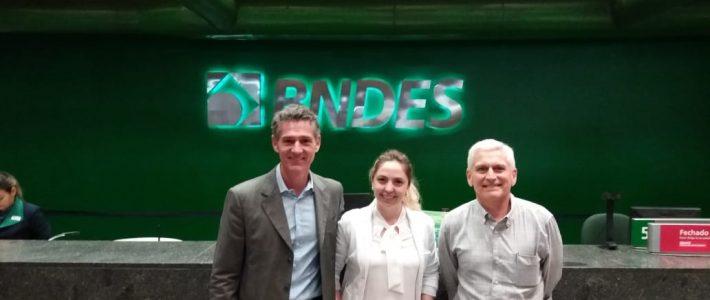 Itajaí Participações S.A. busca parceria com BNDES
