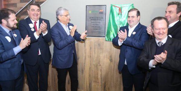 Itajaí Participações prestigia Inauguração do Centro de Inovação de Jaraguá do Sul