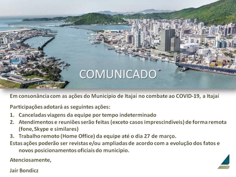Itajaí Participações S.A.