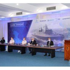 Assinatura da Declaração da Eficácia do Contrato do Programa Fragatas Classe Tamandaré