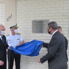 EMGEPRON inaugura escritório em Itajaí-SC e realiza visita ao Estaleiro Oceana